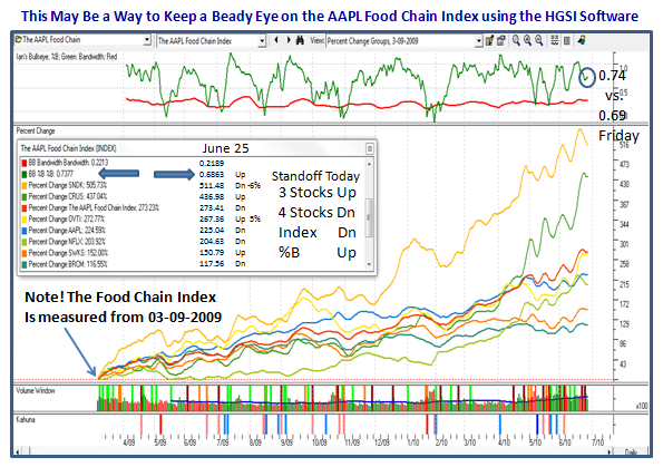 Stock options chain aapl